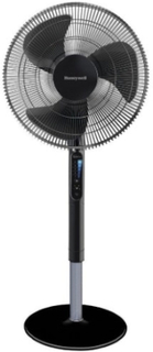 Honeywell Quietset Black Stand Fan HSF600BE4