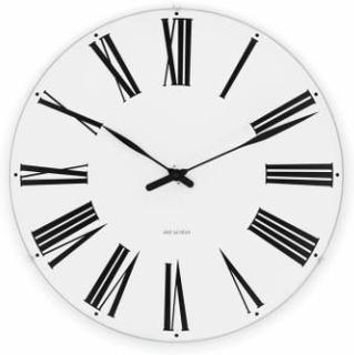 Vægur - Arne Jacobsen Roman 21cm