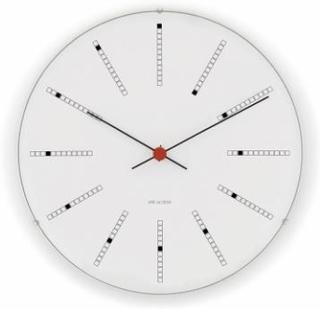 Vægur - Arne Jacobsen Bankers 21cm