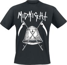Midnight - Complete And Total Midnight -T-skjorte - svart