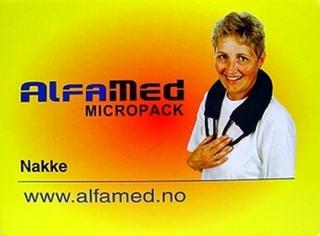 Alfacare micropack nakke