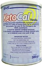 Ketocal 4:1 pulv vanilje