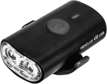 Topeak Headlux 450 Framlampa 450 lumen, USB-uppladdningsbart