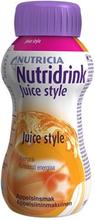 Nutridrink juice style appelsi