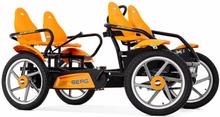 BERG Gran Tour Racer 4 seater F Trampbil