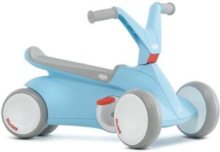 BERG GO² Blue Trampbil