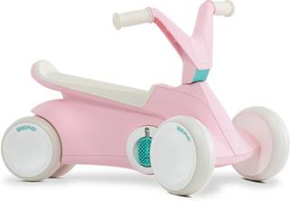 BERG GO² Pink Trampbil