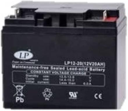 Arnold Batteri AGM 12V 20Ah för Villa och Park