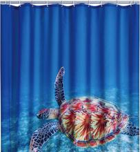 RIDDER Duschdraperi Turtle 180x200 cm