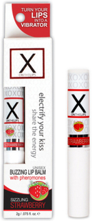 Sensuva - X On The Lips Strawberry