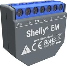 Shelly EM - effektmåler