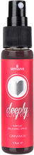 Sensuva - Throat Relaxing Spray Cinnamon