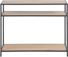 Kiro konsolbord egelook med hylde