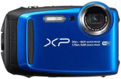 Digitalkamera Fujifilm XP-120 16.4 MPix 5 x Blå