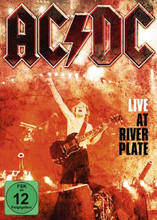 AC/DC - Live at River Plate - DVD - multicolor