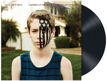 Fall Out Boy - American beauty / American psycho -LP - multicolor
