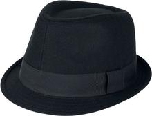 Forplay - Brätteshatt - Hatt - svart