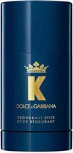 Dolce & Gabbana K By Dolce & Gabbana Deodorant Stick 75 gr Parfyme Transparent