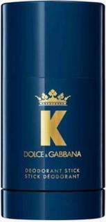 Dolce & Gabbana K By Dolce & Gabbana Deodorant Stick 75 gr Parfumer Transparent