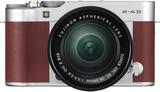 Systemkamera Fujifilm X-A3 Kit inkl. XC 16-50 mm K