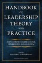 Handbook of leadership. Theory and practice. A Harvard business school centennial colloquium