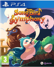 Songbird Symphony PS4 - Sony PlayStation 4 - Platformer