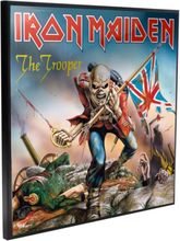 Iron Maiden - The Trooper - Crystal Clear Picture - Poster - multicolor