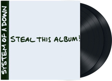 System Of A Down - Steal this Album -LP - multicolor