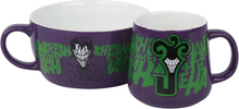 DC Comics - The Joker -Krus, sett - flerfarget