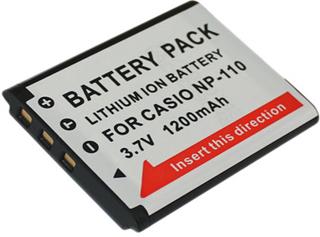 Ersättningsbatteri NP-110