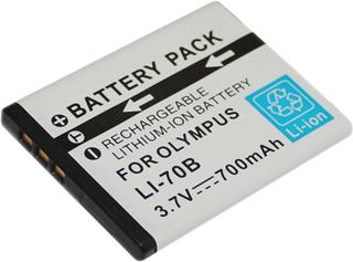 Ersättningsbatteri LI-70B