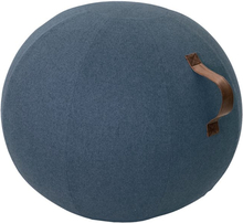 JobOut Balanseball Design Mørk blå