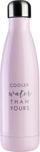 JobOut Vannflaske Pink Water