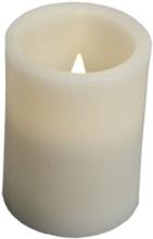 Markslöjd Skimra LED stearinlys med bryter, 12 cm, batteri