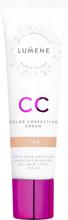 Lumene CC Color Correcting Cream SPF20 Tan