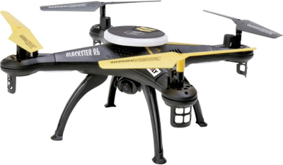 Quadrocopter Reely Blackster R6 FPV WiFi RtF Kamer