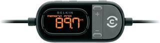 Belkin Tunecast Universal FM-Transmitter FM-sändare