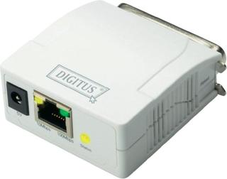 Nätverks-printserver Digitus DN-13001-1
