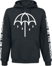 Bring Me The Horizon - Umbrella -Hettegenser - svart