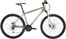 """Serious Eight Ball 27,5"""" Disc olive/blue 46cm (27.5"""") 2018 Hardtails 27,5 (650B)"""