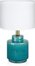 Cous Bordslampa - Blå/Vit