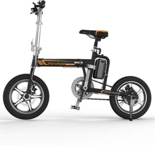 Hopfällbar elcykel svart - Airwheel R5B
