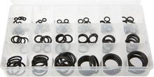 Zestaw o-ringów 125elementów