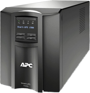 Apc Smart-Ups 1500VA Lcd Accs 230V with Smartconnect in In
