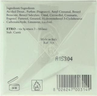 ETRO nya Tradition 3.3 oz/100 ml EdT ny i Box