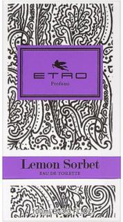 Etro 'Citronsorbet' Eau De Toilette 3.3 oz/100 ml ny i Box