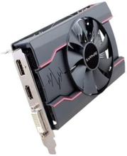 Sapphire Pulse Radeon RX 550 - Grafikkort - Radeon RX 550 - 4 GB GDDR5 - PCIe 3.0 x16 - DVI, HDMI, DisplayPort - begränsad version