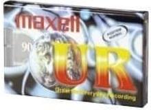 Maxell UR 90 - Kassett - 1 x 90min - Normal BIAS