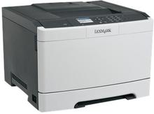 Lexmark CS410n - Skrivare - färg - laser - A4/Legal - 1200 dpi - upp till 30 sidor/minut (mono)/ upp till 30 sidor/minut (färg) - kapacitet: 250 ark