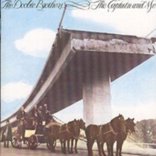 DOOBIE BROTHERS - The Captain And Me (Audio CD)